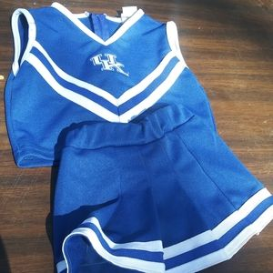 Toddler size 3 chest dance outfit